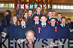 Pupils from Coolick NS who were confirmed in Kilcummin on Monday   Copyright Kerry's Eye 2008