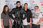 Tokio Hotel, June 25, 2011 : MTV VIDEO MUSIC AID JAPAN 2011 ..at Makuhari messe in Chiba, Japan. ..(Photo by Yusuke Nakanishi/AFLO) [1090]