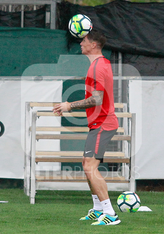 Atletico de Madrid's Fernando Torres during the first training session 2017/2018 season. July 6, 2017. (ALTERPHOTOS/Acero)
