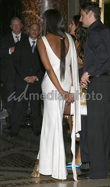 08 November 2005 - New York, NY - Naomi Campbell at the 9th annual ACE Awards at Cipriani 42nd St.  Photo Credit Jackson Lee/Admedia
