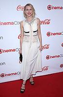 30 March 2017 - Las Vegas, NV -  Naomi Watts. 2017 CinemaCon Big Screen Achievement Awards at Caesar's Palace.  Photo Credit: MJT/AdMedia