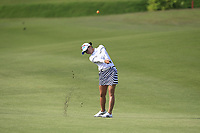 Chella Choi (KOR) in action on the 1st during Round 3 of the HSBC Womens Champions 2018 at Sentosa Golf Club on the Saturday 3rd March 2018.<br /> Picture:  Thos Caffrey / www.golffile.ie<br /> <br /> All photo usage must carry mandatory copyright credit (&copy; Golffile   Thos Caffrey)