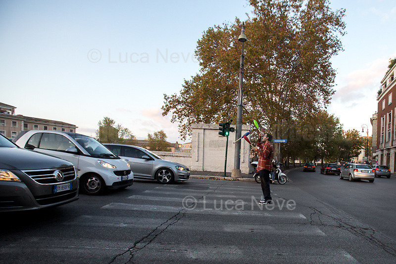 Unknown, (Traffic) Juggler.<br />
