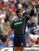 2005/06 Guinness Premiership Rugby, Olivier Magne, London Irish vs Bristol Rugby;  Madejski Stadium, Reading, ENGLAND 24.09.2005   © Peter Spurrier/Intersport Images - email images@intersport-images..