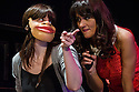 "Ventriloquist comedian, Nina Conti, presents ""In Your Face"" at the Criterion Theatre, in London's West End."