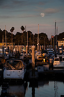 Twelve hours, roughly, before the moon will be officially full, it rises over the San Leandro Marina.  Soon to be the Full Worm Moon, or, in Chinese tradition, the Sleepy Moon.