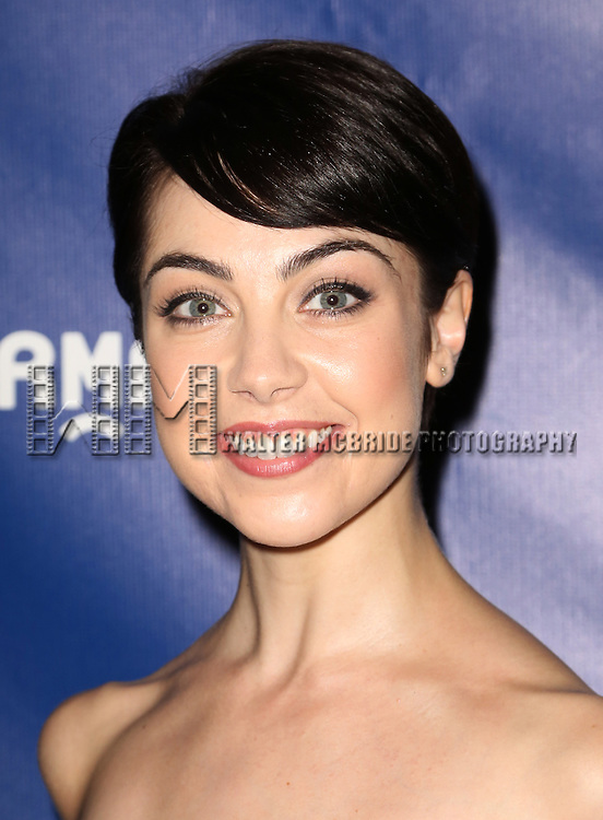 Leanne Cope attends the 2015 Drama Desk Awards at Town Hall on May 31, 2015 in New York City.