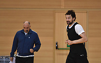3018.04.24 Euroleague Entreno Real Madrid Baloncesto