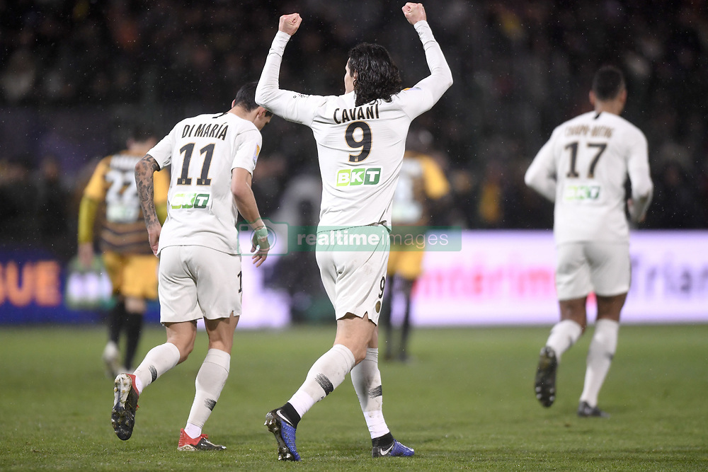 Football Orleans Vs Paris Sg Coupe De La Ligue Bkt 18 12 2018
