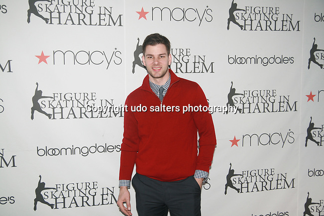 Tim Morehouse attends The 2011 Figure Skating in Harlem - Skating with the Stars Honoring Tina and Terry Lundgren, Sarah Hughes and Lola C. West at the Wollman Rink, NY 4/4/11