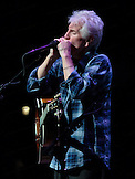 Graham Nash on harmonica.  David Crosby and  Graham Nash  at the Neal S. Blaisdell Center in Honolulu, HI, with James Raymond on keyboards and Shane Fontayne on lead guitar.