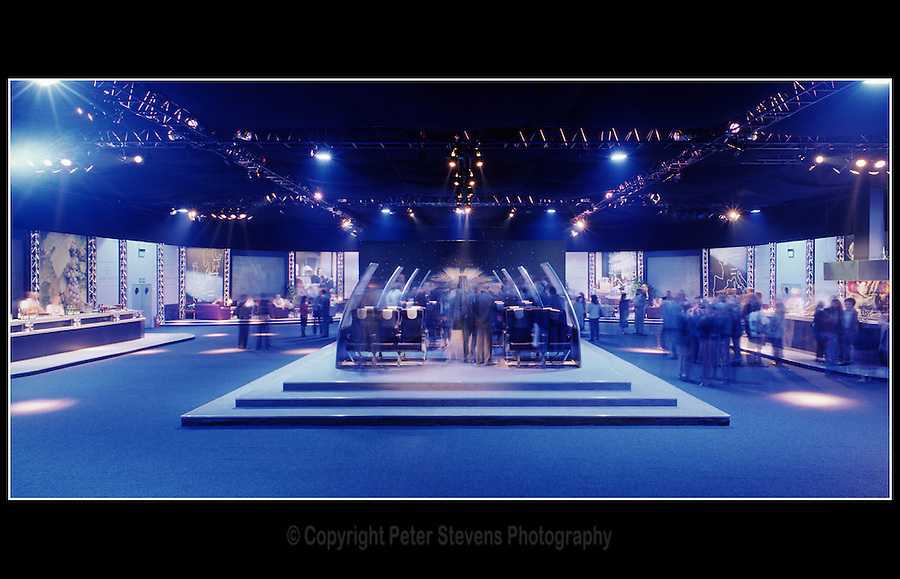 British Airways Club Europe Exhibition - Grand Hall, Olympia, Hammersmith Road, London W14 - September 1994
