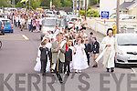 PROCESSION: The St Brendan's Church Corpus Christi Procession on Sunday.