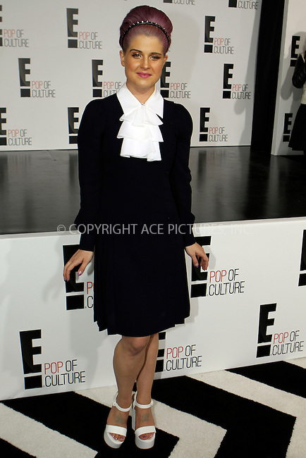 WWW.ACEPIXS.COM....April 22, 2013, New York City....Kelly Osbourne at the E! 2013 Upfront at The Grand Ballroom at Manhattan Center on April 22, 2013in New York City....By Line: Nancy Rivera/ACE Pictures......ACE Pictures, Inc...tel: 646 769 0430..Email: info@acepixs.com..www.acepixs.com