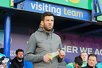 Rochdale Manager Brian Barry-Murphy   during Portsmouth vs Rochdale, Sky Bet EFL League 1 Football at Fratton Park on 13th April 2019