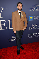 LOS ANGELES, CA. October 29, 2018: Garrard Conley at the Los Angeles premiere for &quot;Boy Erased&quot; at the Directors Guild of America.<br /> Picture: Paul Smith/Featureflash