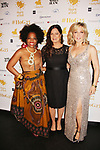 - Hearts of Gold All That Glitters 25th Anniversary VIP Reception and Live Auction celebrating 25 years of support to New York City's homeless mothers and their children on November 7, 2019 at the 40/40 Club, New York City, New York.(Photo by Sue Coflin/Max Photos)