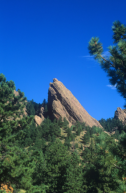 Third Flatiron, Boulder, Colorado