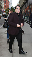 NEW YORK, NY November 06, 2017 Josh Gad at Buiild Series to talk new movie Murder On The Orient Express   in New York November 06, 2017. Credit:RW/MediaPunch