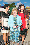 Ladies Day Listowel Races : Pictured at Ladies Day in Listowel ofn Friday last were Elaine O'Connor, Nora Sheahan & Caroline Horgan, Listowel.