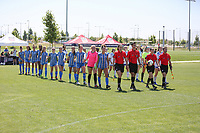 2019 Girls' DA U-15 SemiFinal, FC Dallas vs Colorado Rush, July 9, 2019