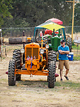 Tractors at the 80th Amador County Fair, Plymouth, Calif.<br /> .<br /> .<br /> .<br /> .<br /> #AmadorCountyFair, #1SmallCountyFair, #PlymouthCalifornia, #TourAmador, #VisitAmador