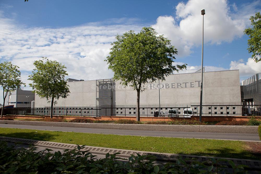 Perfume manufacturer Robertet's factory, Grasse, France, 6 May 2013