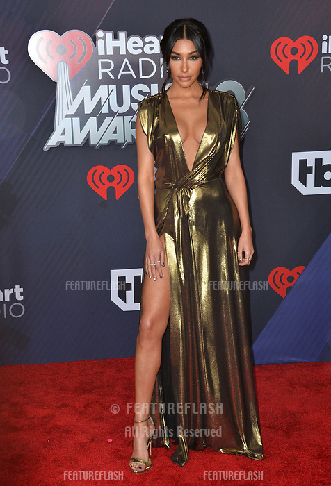 Chantel Jeffries at the 2018 iHeartRadio Music Awards at The Forum, Los Angeles, USA 11 March 2018<br /> Picture: Paul Smith/Featureflash/SilverHub 0208 004 5359 sales@silverhubmedia.com