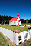 Waitetoko Church, Mission Bay, Lake Taupo, New Zealand