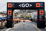 Winner - Bloomberg Square Mile Relay San Francisco 2017