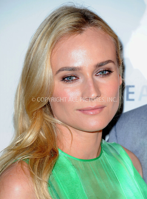 WWW.ACEPIXS.COM<br /> <br /> July 8 2013, LA<br /> <br /> Actress Diane Kruger arriving at the series premiere of FX's 'The Bridge' at DGA Theater on July 8, 2013 in Los Angeles, California. <br /> <br /> By Line: Peter West/ACE Pictures<br /> <br /> <br /> ACE Pictures, Inc.<br /> tel: 646 769 0430<br /> Email: info@acepixs.com<br /> www.acepixs.com