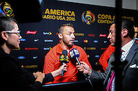 Philadelphia, PA - Tuesday June 14, 2016: Chile  during a Copa America Centenario Group D match between Chile (CHI) and Panama (PAN) at Lincoln Financial Field.