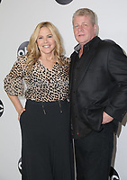 07 August 2018 - Beverly Hills, California - Mary McCormack, Michael Cudlitz. ABC TCA Summer Press Tour 2018 held at The Beverly Hilton Hotel. <br /> CAP/ADM/PMA<br /> &copy;PMA/ADM/Capital Pictures
