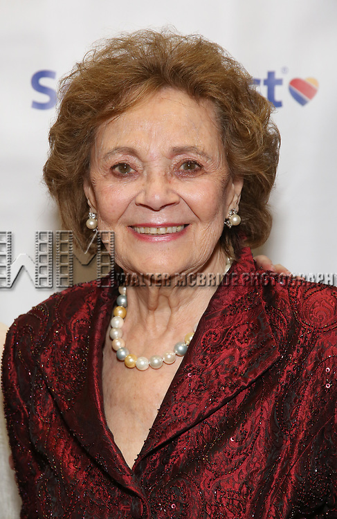 Matilda Cuomo during a reception for Theatre Forward's Chairman's Awards Gala at the Pierre Hotel on April 8, 2019 in New York City.