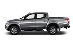 Car Driver side profile view of a 2017 Fiat Fullback Pack-Lusso 4 Door Pickup Side View