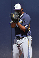 2014 March 19 Brewers @ Mariners Spring Training
