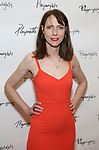 Dolly Wells attends the Opening Night Performance After Party for the Playwrights Horizons world premiere production of 'Log Cabin' on June 25, 2018 at Playwrights Horizons in New York City.
