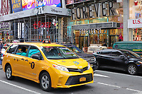 Nova York (EUA), 08/10/2019 - Comércio Estado Unidos / Forever 21 - Vista da loja Forever 21 na Times Square na cidade de Nova York nos Estados Unidos nesta terça-feira, 08. (Foto: William Volcov/Brazil Photo Press)
