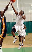 April 10, 2011 - Hampton, VA. USA;  Davon Vennie participates in the 2011 Elite Youth Basketball League at the Boo Williams Sports Complex. Photo/Andrew Shurtleff