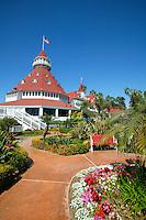 The Hotel Del Coronado, San Diego, California