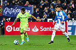 Damian Suarez of Getafe FC during La Liga match between CD Leganes and Getafe CF at Butarque Stadium in Leganes, Spain. January 17, 2020. (ALTERPHOTOS/A. Perez Meca)