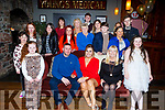 Paul Turner (Manchester) and Lisa O&rsquo;Shea from Tralee enjoying their engagement party in the Ashe Hotel on Saturday night.<br /> Seated l to r: Paul Turner, Lisa and Lana O&rsquo;Shea.