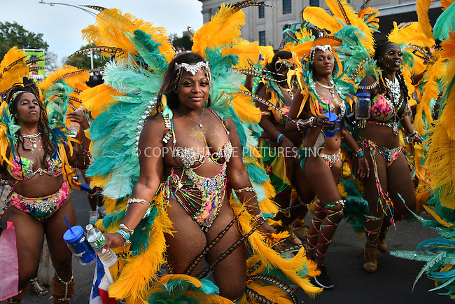 www.acepixs.com<br /> <br /> September 5 2016, New York City<br /> <br /> Revelers take part in the annual West Indies Parade in Brooklyn on September 5 2016 in New York City<br /> <br /> By Line: Curtis Means/ACE Pictures<br /> <br /> <br /> ACE Pictures Inc<br /> Tel: 6467670430<br /> Email: info@acepixs.com<br /> www.acepixs.com