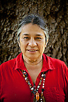 Winnemem tribal leader Caleen Sisk poses for a portrait in Shasta Lake, Calif., May 16, 2012..CREDIT: Max Whittaker/Prime for The Wall Street Journal.CEREMONY.