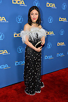 LOS ANGELES, CA. February 02, 2019: Constance Wu at the 71st Annual Directors Guild of America Awards at the Ray Dolby Ballroom.<br /> Picture: Paul Smith/Featureflash