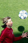 Atletico de Madrid's Filipe Luis during training session. March 14,2017.(ALTERPHOTOS/Acero)