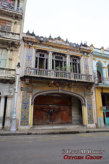 Beautiful Old Building in Havana