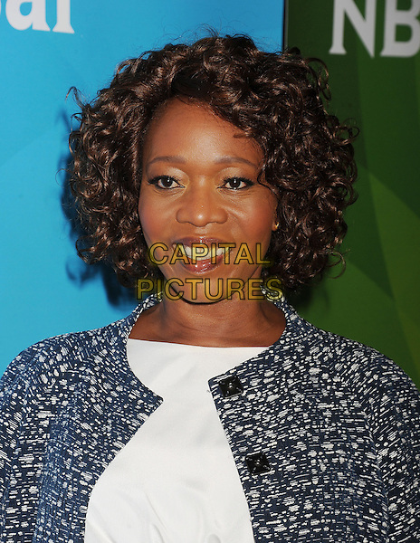 BEVERLY HILLS, CA- JULY 13: Actress Alfre Woodard attends the 2014 Television Critics Association Summer Press Tour - NBCUniversal - Day 1 held at the Beverly Hilton Hotel on July 13, 2014 in Beverly Hills, California.<br /> CAP/ROT/TM<br /> &copy;Tony Michaels/Roth Stock/Capital Pictures
