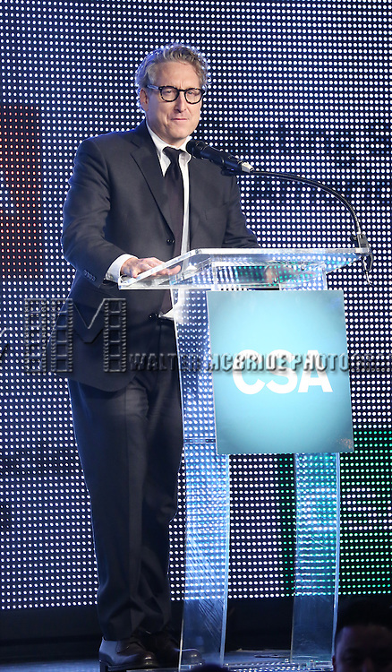 Bernard Tesley during the 30th Annual Artios Awards Presentation at 42 WEST on January 22, 2015 in New York City.