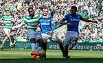 29.04.18 Celtic v Rangers: Odsonne Edouard scores the second goal